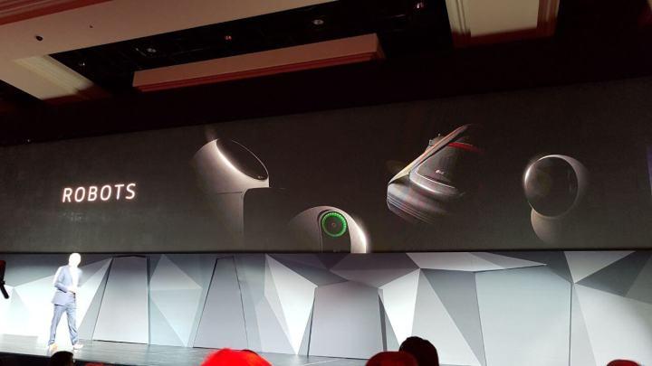 LG robots 720x405 - Veja 5 tendências para o mercado de PCs em 2017