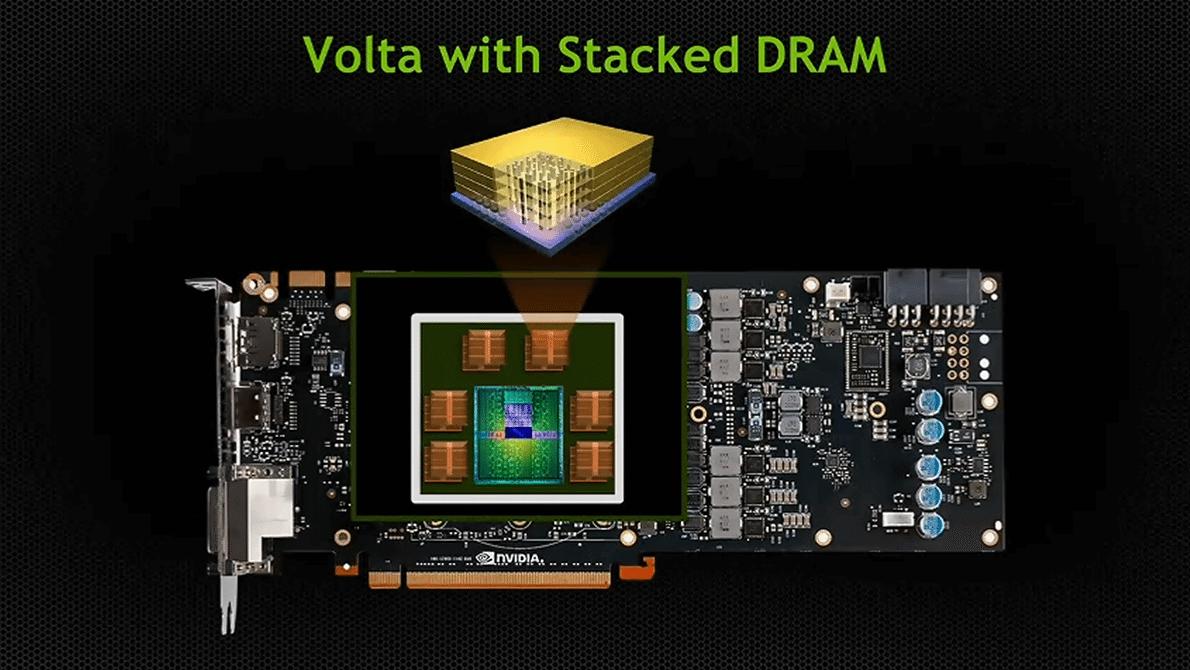 NVIDIA Volta GPU - [Rumor] NVIDIA GeForce GTX 3080 usará arquitetura Volta e até 16 GB de memória GDDR6/HBM2