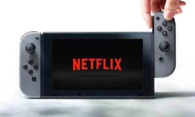 Nintendo Switch não terá Netflix no lançamento e mais!