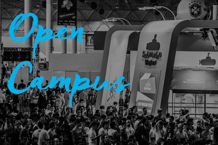 Opem Campus 720x478 - Especial: Você sabe como funciona a Campus Party?