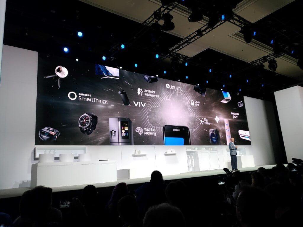 Samsung anuncia seu portfólio de produtos na CES 2017 7