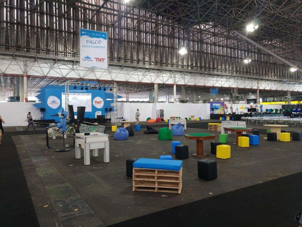 P 20170131 113233 vHDR Auto Medium - Começa hoje (31/01) a décima edição da Campus Party Brasil