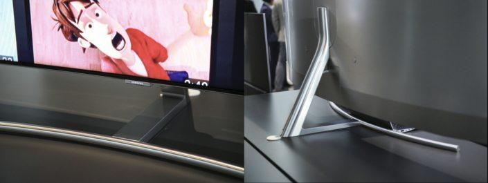 Design impecável: TVs QLED da Samsung se integram à sua área de estar 9
