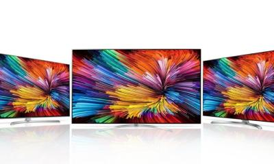 Smart TVs Super UHD da LG