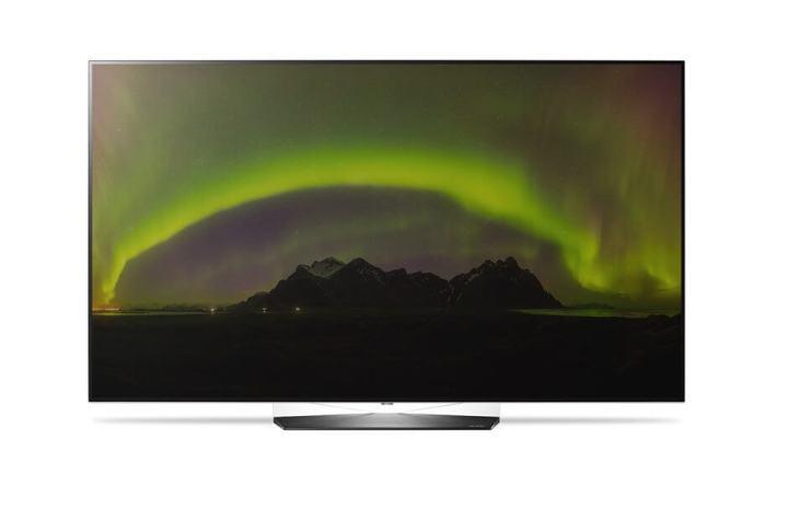TV LG B7 LED 4K de 65 polegadas com Tecnologias de Acessibilidade Avançadas