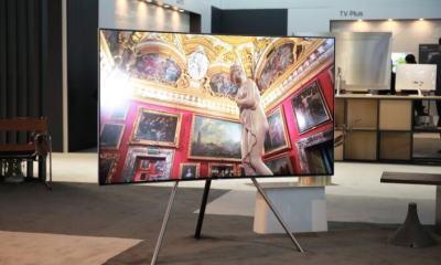 TV QLED Samsung