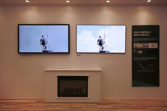 TV QLED Samsung 2 - Entenda como funciona o QLED das TVs Samsung