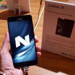 Zenfone AR traseira frente - ASUS apresenta 2 novos smartphones na CES 2017