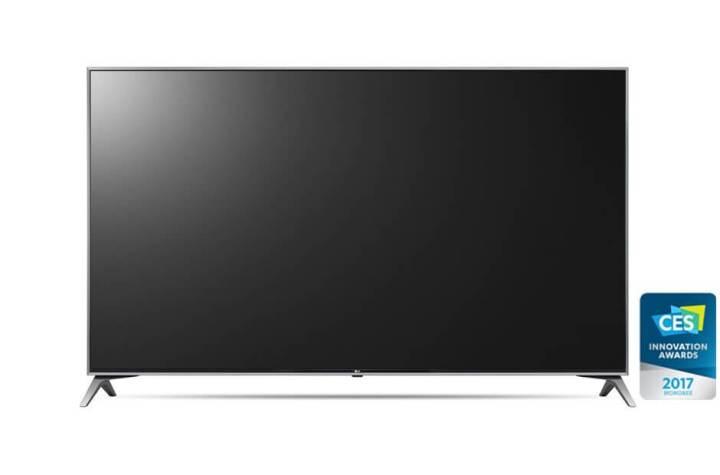 """award UJ7500 720x475 - LG faz bonito com """"Wallpaper TV"""" e recebe mais de 90 prêmios na CES 2017"""