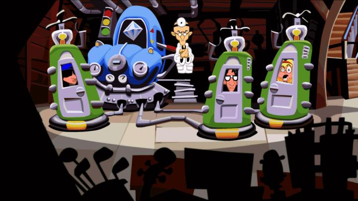 dott remastered 005a 720x405 - Day of Tentacle: Edição remasterizada entra em promoção na Steam