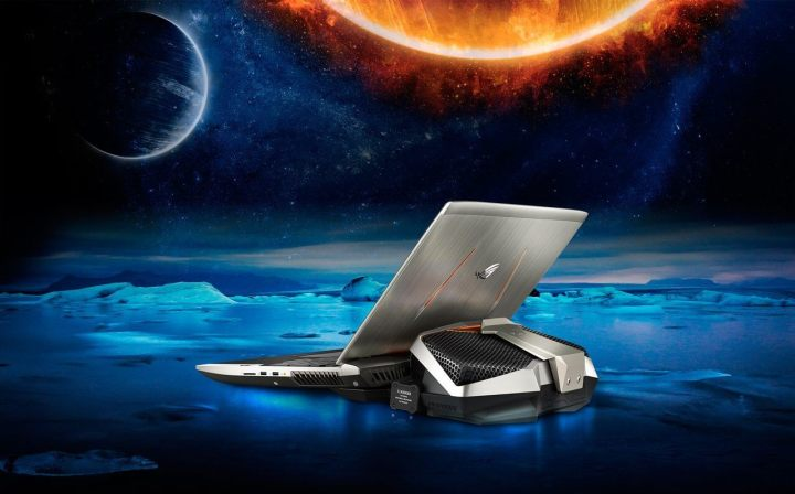 laptop GX800VH 720x448 - Exclusivo: visita especial à sala ASUS ROG na CES 2017 [vídeo]