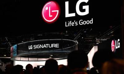 CES 2017: LG anuncia robôs que cuidam de casa e geladeira inteligente