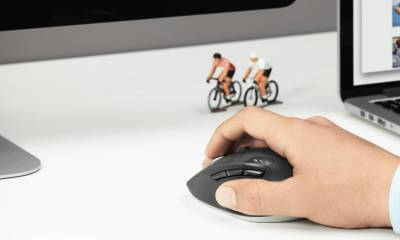 m720 triathlon mouse - Logitech apresenta novos produtos para 2017
