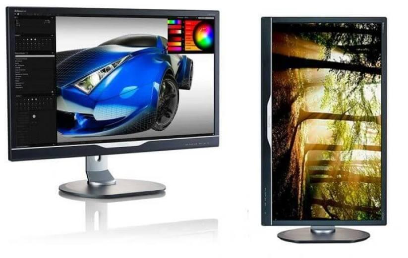 Monitor LED 288P6LJEB/57 da Philips é um dos melhores monitores 4K