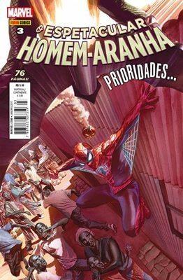 redo espetacular homem aranha 3 - HQs: Checklist Marvel/Panini - Janeiro 2017