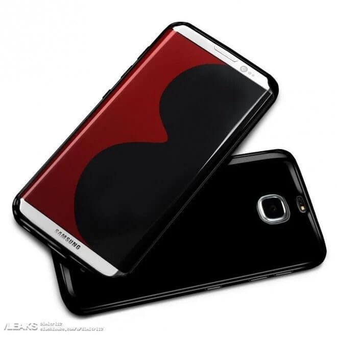 Vaza o possível design final do Samsung Galaxy S8 9