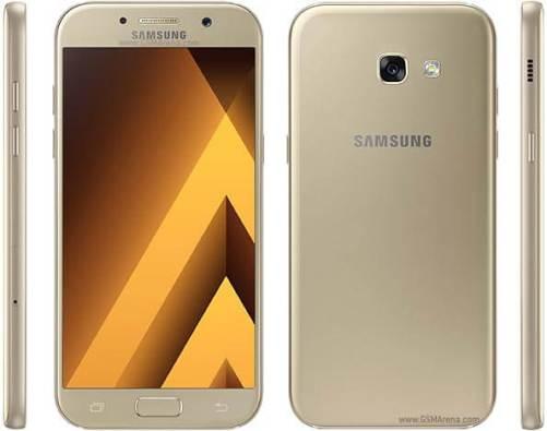 samsung galaxy a5 2017 1 - Samsung anuncia linha Galaxy A 2017 no Brasil; veja preços e disponibilidade