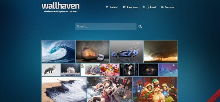 wallhaven 720x334 - 10 sites e aplicativos para quem precisa de Papéis de Parede no computador