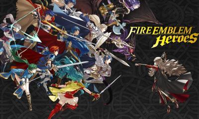 Novo jogo da Nintendo, Fire Emblem Heroes, está disponível para baixar