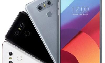 LG G6 three colors leak 01 - LG G6: confira detalhes sobre a chegada do smartphone no Brasil