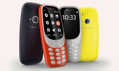 [HANDS-ON] O tijolão voltou! Nokia 3310 ganha remake