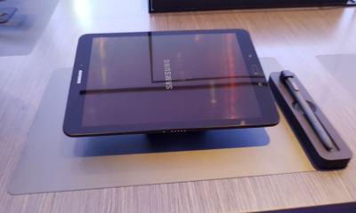 MWC 2017: Conheça os tablets Samsung Galaxy Tab S3 e o Samsung Galaxy Book