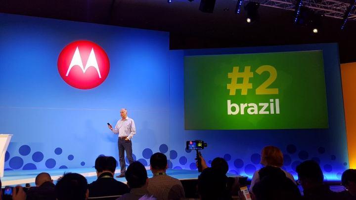 MWC 2017: Lenovo anuncia Moto G5 e Moto G5 Plus