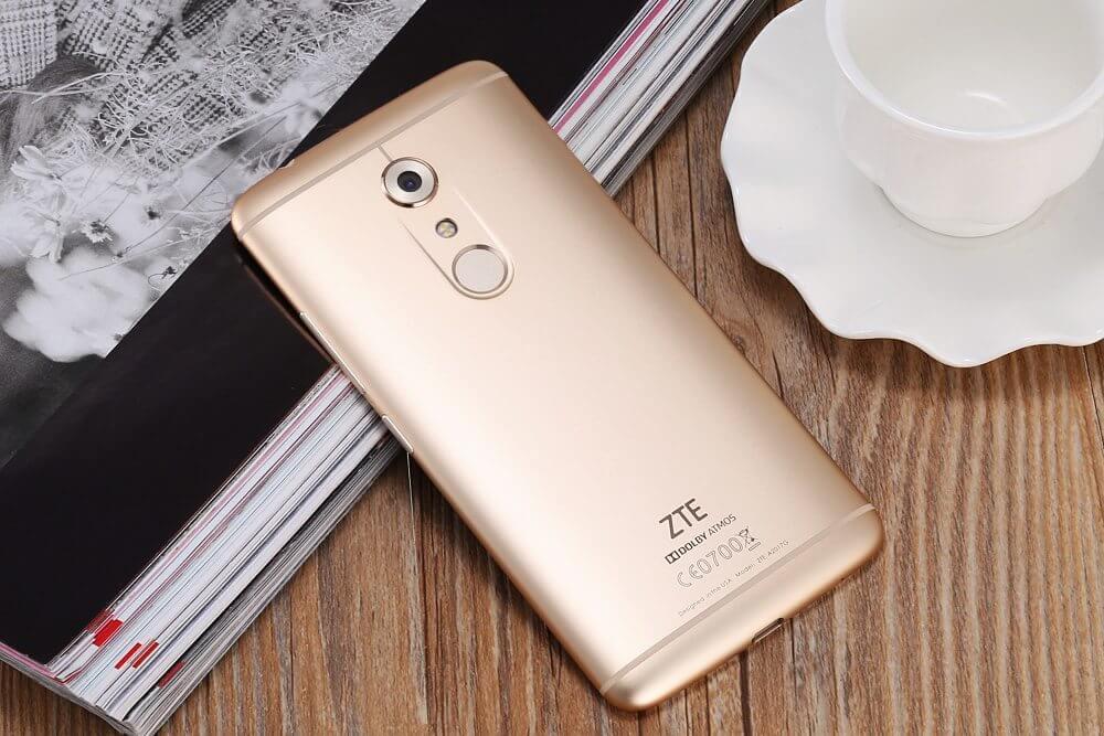 ZTE AXON 7 vem com Snapdragon 820 e está com preço competitivo 7
