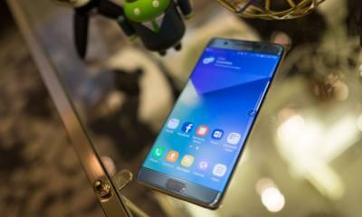 Rumor: Samsung Galaxy Note 8 ganha codinome Baikal