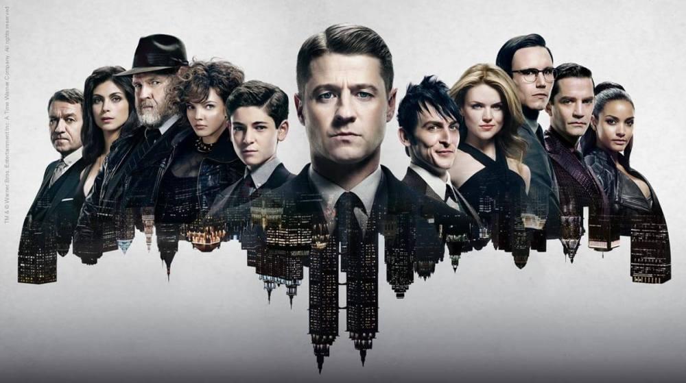 elenco gotham - No ringue da TV, quem leva: DC ou Marvel?