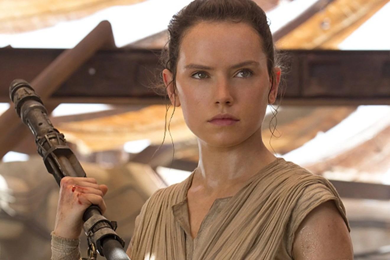 rey star wars - Star Wars: Episódio VIII ganha título em português