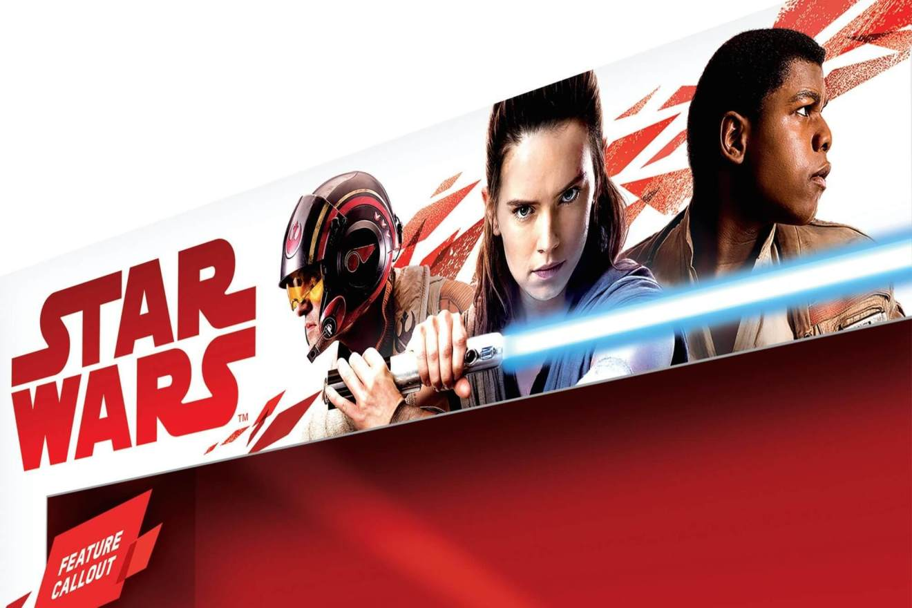 star wars - Star Wars: Episódio VIII ganha título em português
