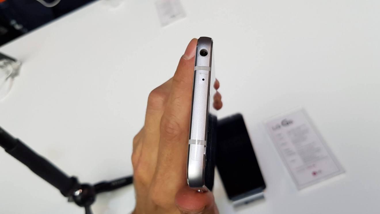LG G6 é lançado na Mobile World Congress 20