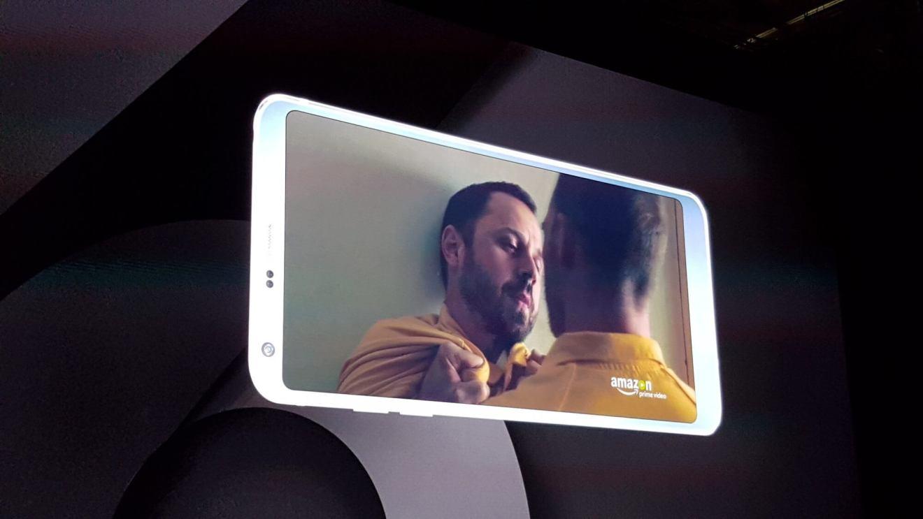 LG G6 é lançado na Mobile World Congress 11