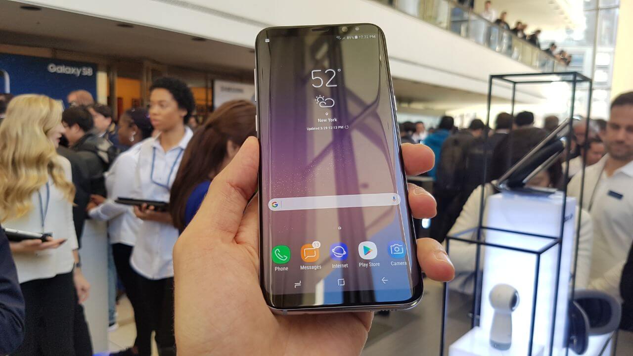 6 3 - Samsung marca evento para o Galaxy S8 e S8+ no Brasil