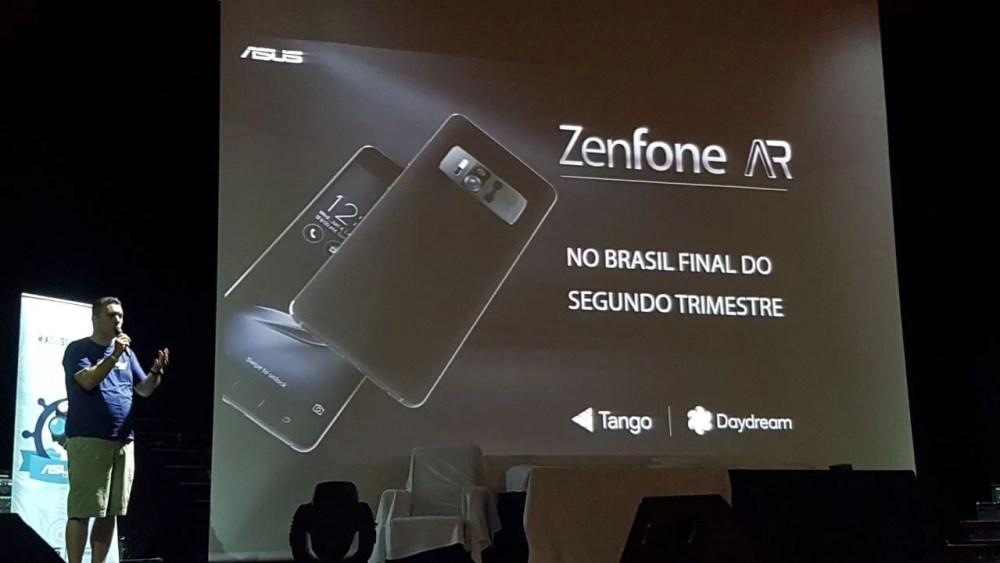 Asus confirma: Zenfone AR virá ao Brasil