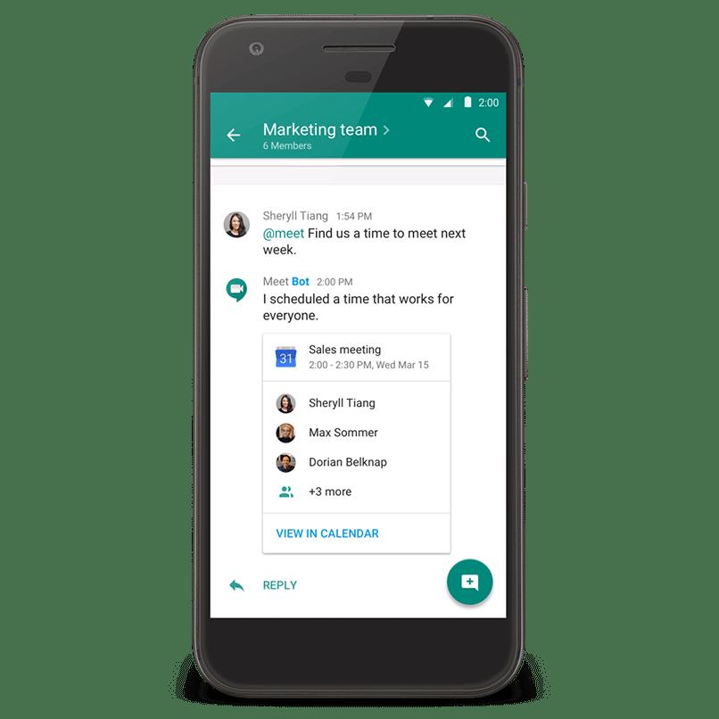 Novo Hangouts é aposta do Google para enfrentar Slack 6