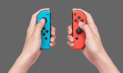 Controle Nintendo Switch Joy Con - Nintendo Switch: controle Joy-Con funciona no Windows e Android