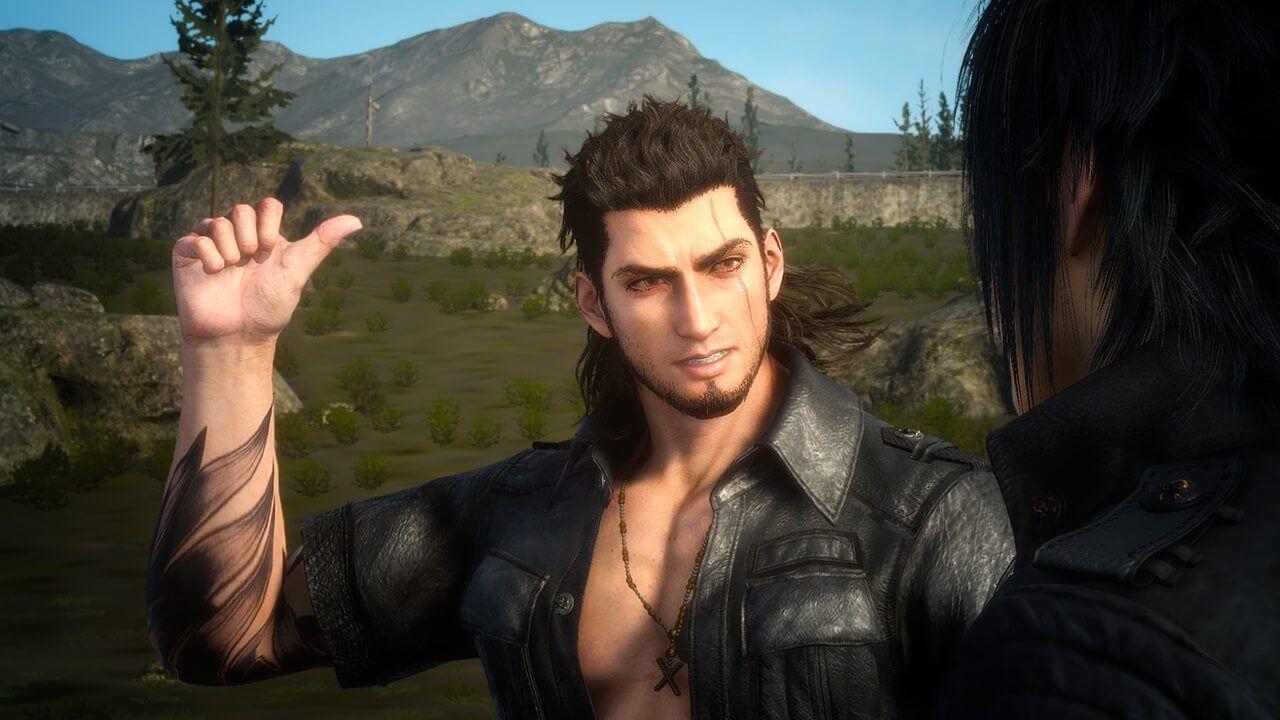 Final Fantasy XV Episode Gladio - Final Fantasy XV ganha grande atualização e primeiro DLC