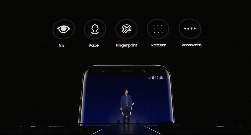 IMG 0046 - Samsung lança Galaxy S8 e S8+ em evento global