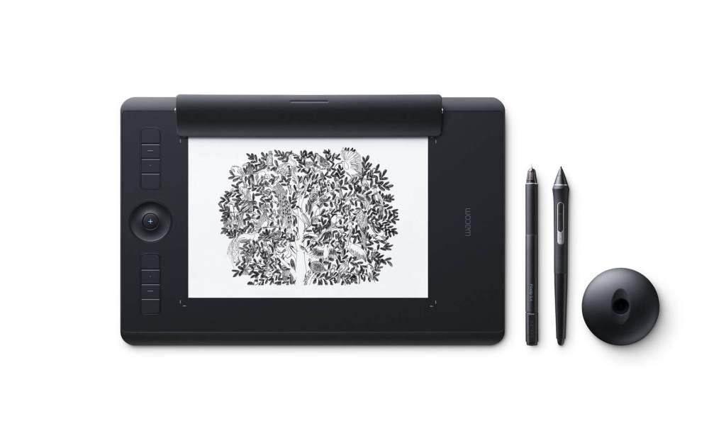 IntuosPro 4 baixa - Review: Wacom Intuos Pro Paper Edition traz praticidade ao processo criativo