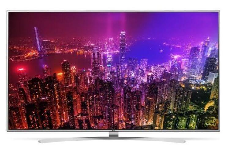 LG SUPER UHD TV 4K com Pontos Quânticos