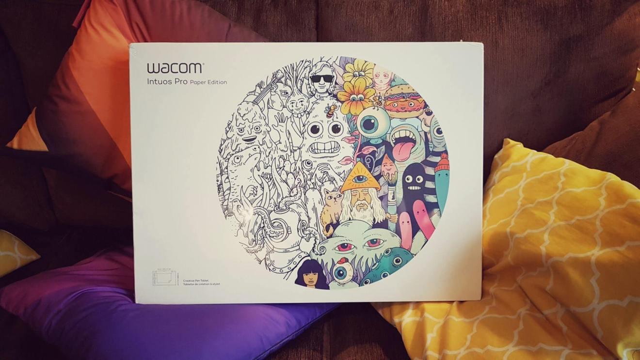 Mesa Digitalizadora Wacom Intuos Pro Paper Edition - Review: Wacom Intuos Pro Paper Edition traz praticidade ao processo criativo