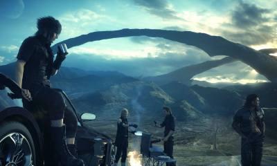 Final Fantasy XV ganha grande atualização e primeiro DLC do jogo