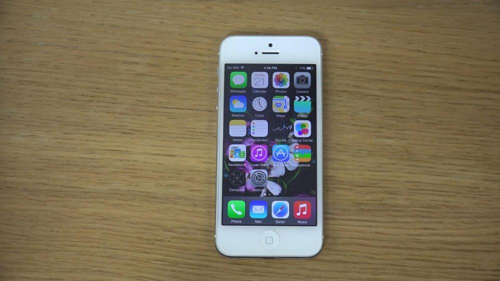 iOS 10.3.2 será a última atualização para iPhone 5 e iPhone 5C
