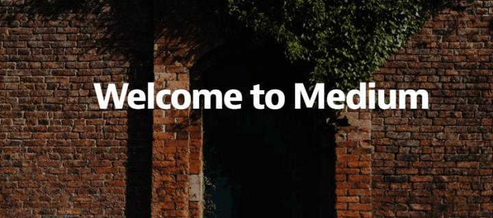 """medium 720x319 - Medium segue Snapchat e cria """"Series"""", histórias que podem durar para sempre"""