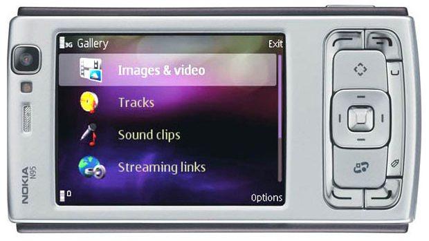 nokia n95  - Nokia N95 completa 10 anos