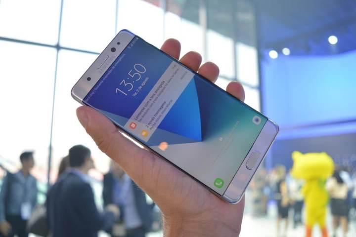 note7 720x480 - Galaxy Note 7 recondicionado será relançado em alguns países, afirma Samsung