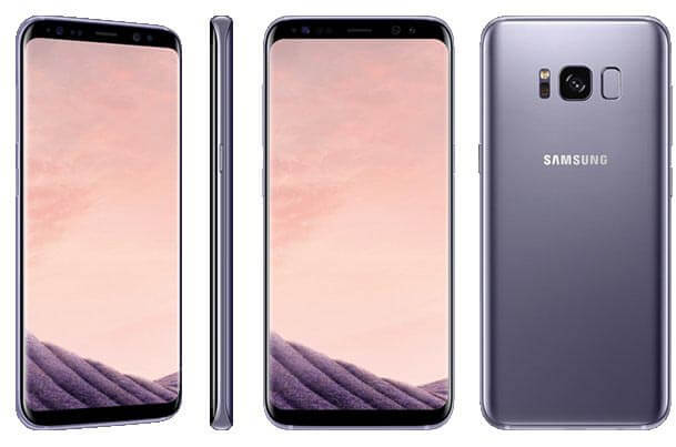 Galaxy S8 da Samsung
