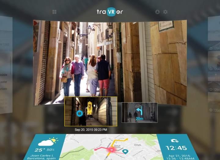 samsung travrer 720x524 - Samsung demonstra Óculos AR para PCs e mais outras inovações